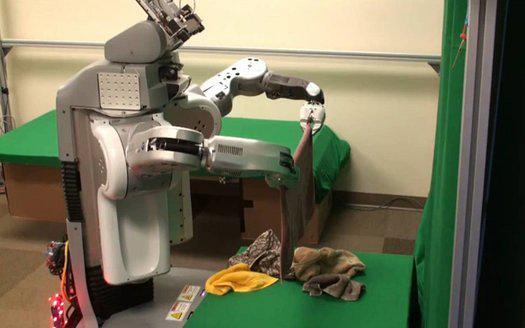 laundry robot