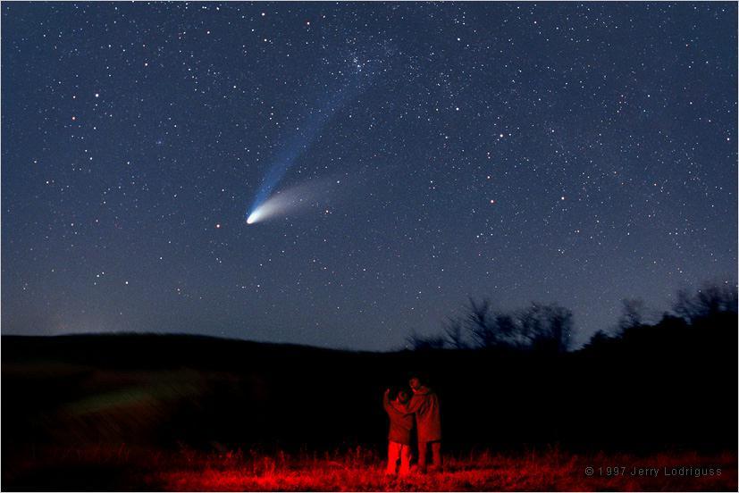 The Great Comet of 1997, Hale-Bopp