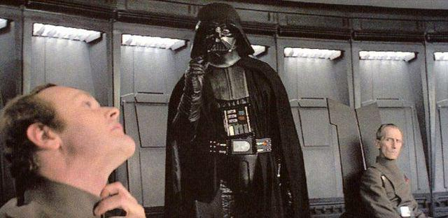 Force-Choke-Vader
