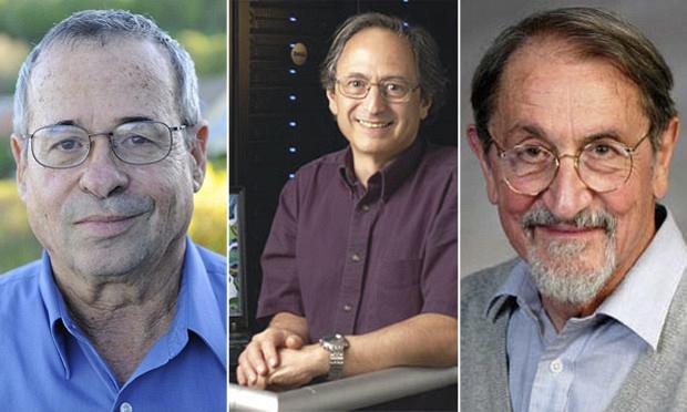 Chemistry Nobel Prize : Martin Karplus, Michael Levitt and Arieh Warshel