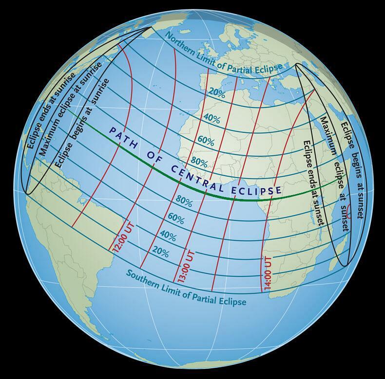 eclipse-globe