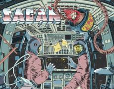 Υπάρχει Ροκ Συγκρότημα Που Λέγεται Sagan (Και Είναι Η Χαρά Του Space Geek)