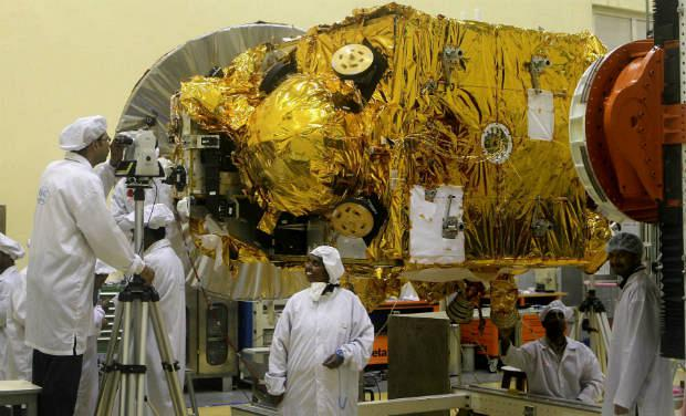 Mars ISRO
