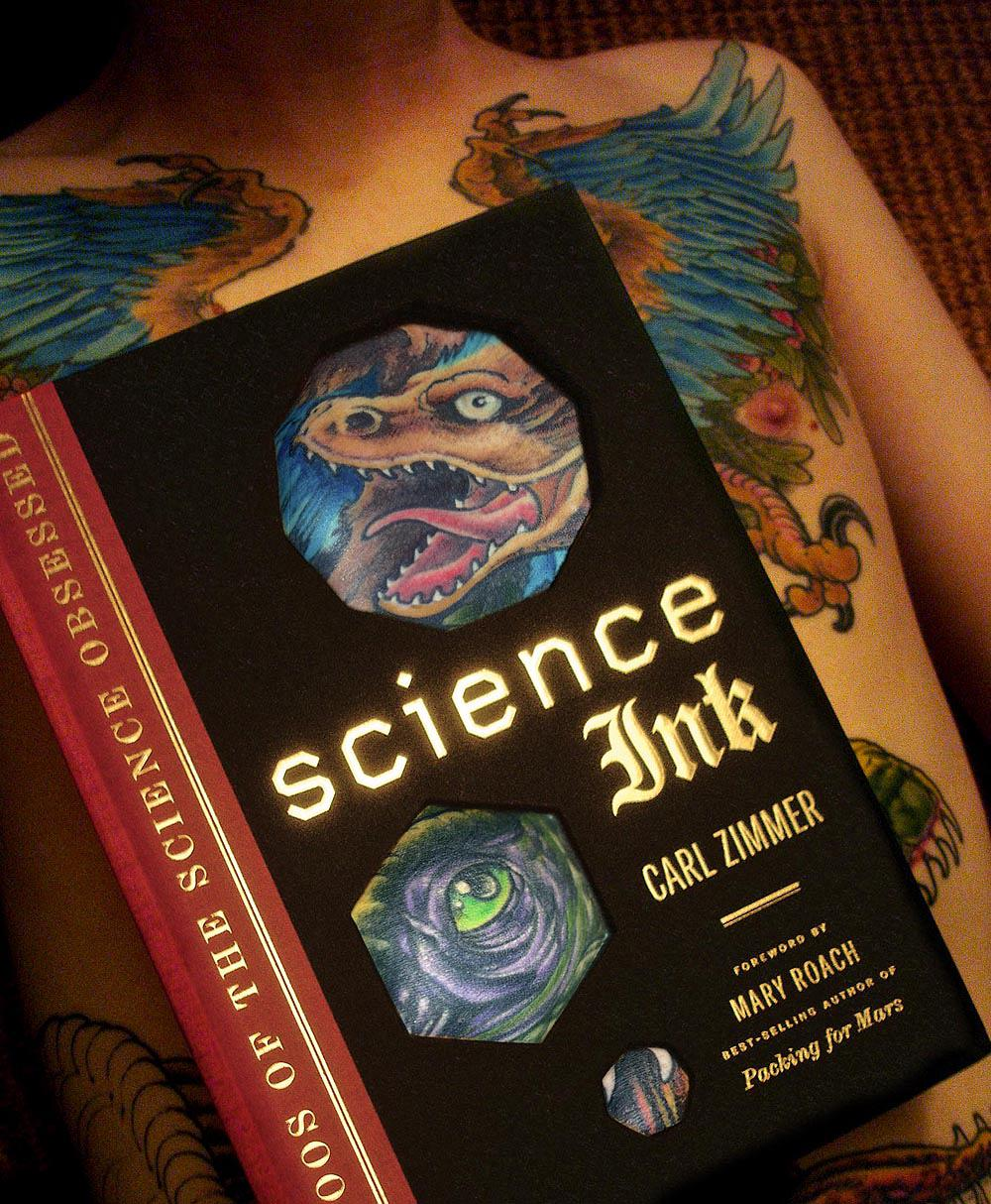 science-ink-book